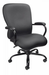Big&Tall Swivel, Executive, Leather Chair
